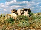 Крым, местный Стоунхэдж.